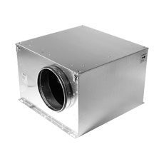 Promieniowy wentylator kanałowy ACUBOX.B 450/4400T